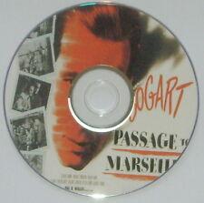 BOGART AT WAR 156: PASSAGE TO MARSEILLE (1944) Michael Curtiz, Claude Rains
