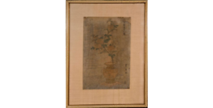 Estampe-japonaise-originale-et-signe-de-TOYOSHIRO-MAKAWA-1775-1828