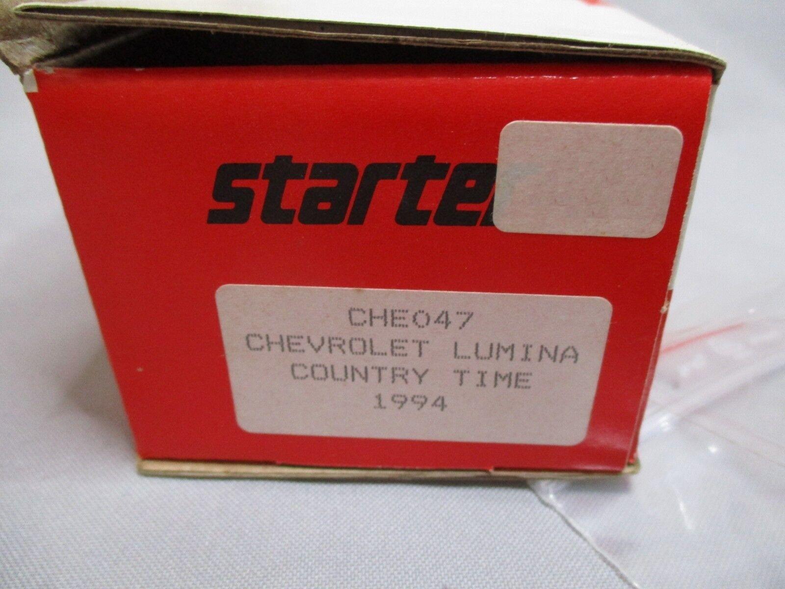 AI332 STARTER 1 43 43 43 CHEVROLET LUMINA COUNTRY TIME 1994 CHE047 KIT RESINE A MONTER 332456