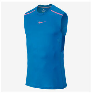 90e25450 Nike Men's Advantage Premier Rafa Sleeveless Tennis Shirt NWT S,M,L ...