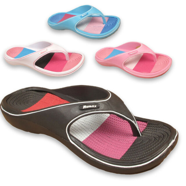 Vionic Womens Toe Post Sandal Islander