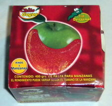 2 X Pasta Para Manzana Sabor Tamarindo Candy Paste Cover Apples 10 Pcs Two Box