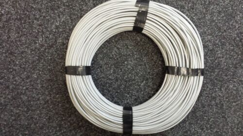Gym Wire Rope Cable 100 Metres 5-6mm PVC Coated FREE DELIVERY
