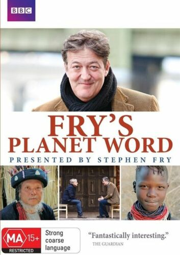 1 of 1 - Fry's Planet Word (DVD, 2012, 2-Disc Set) R4 New, ExRetail Stock (D160)