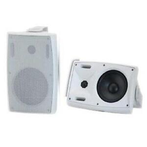 Master Audio BT400W Diffusore acustico 2 vie con selettore 8 Ohms / 70-100 Volts