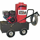 Northstar Gas-power Wet Steam Hot Water Pressure Washer W16ft Trailer