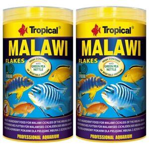 2-X-Tropical-Malawi-Flocons-FLAKES-1000-ML-FLOCONS-Perche-fourrageres-11-75-1-L