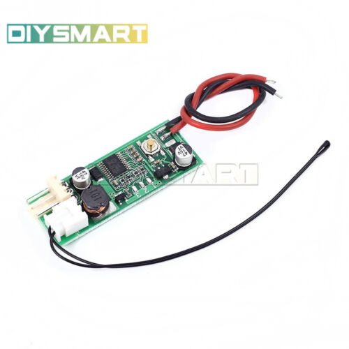 12V Temperature Speed Controler Denoised Speed Controller for PC Fan//AlarmAU
