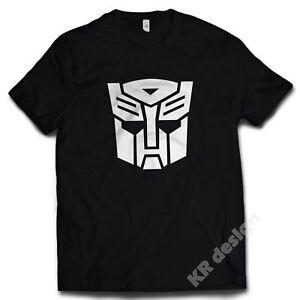 T Autobots Tee Megatron Tshirt Optimus Prime Shirt Transformers VpMqSUz