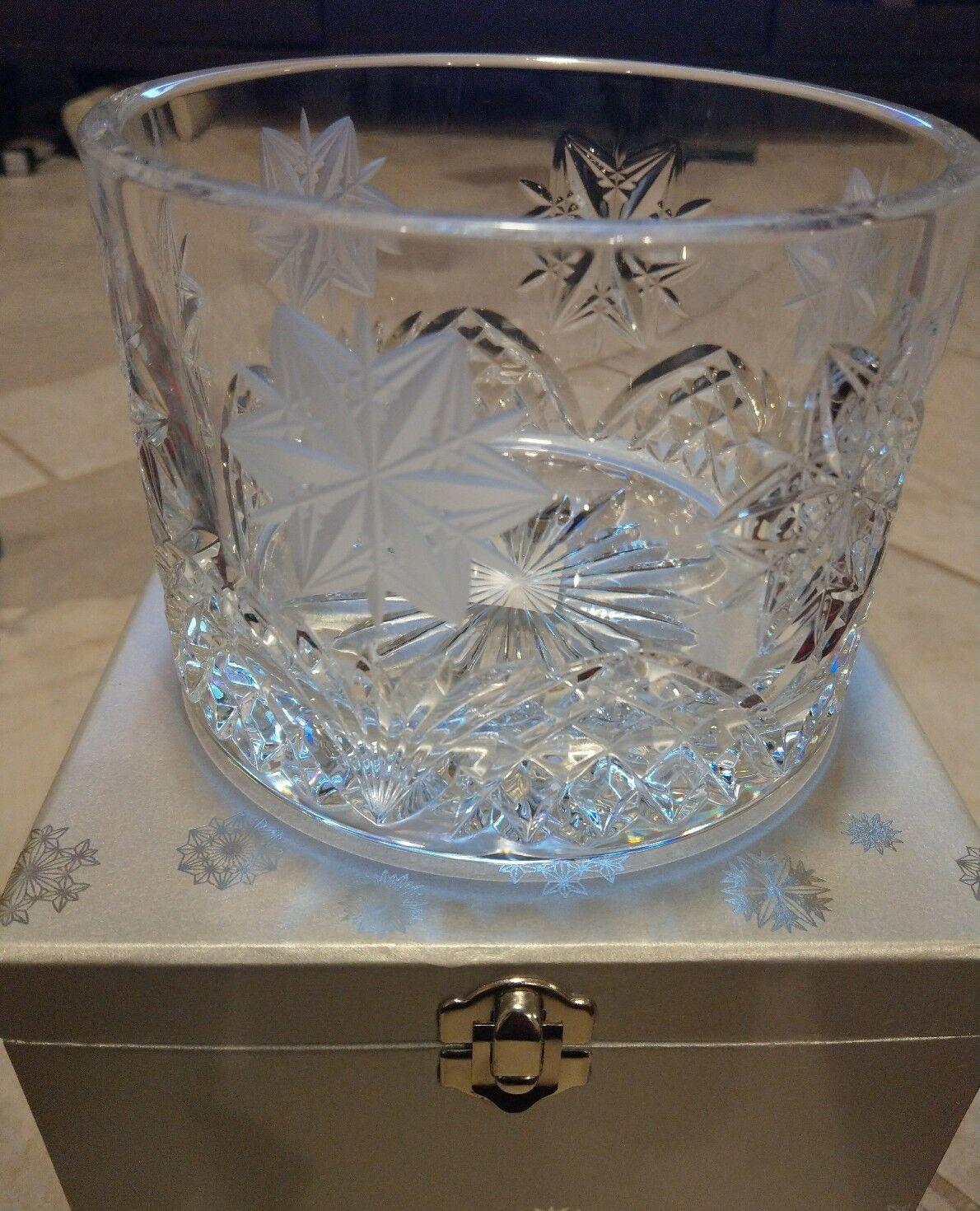 Waterford flocon de neige souhaite la paix Champagne Coaster 6  - 165012