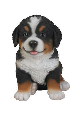 Hi Line Gift Ltd Bernese Mountain Dog Puppy Statue