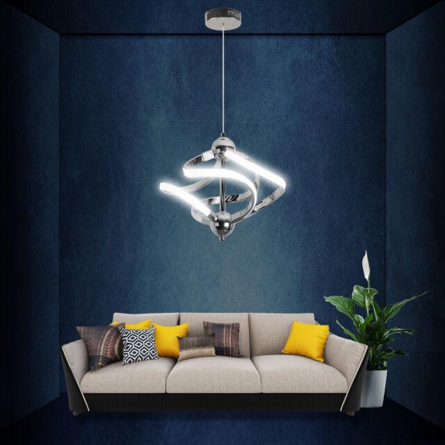 Modern Dining Room Chandelier Led Pendant Light Kitchen Lamp Chrome Lighting For Sale Online Ebay,Recipes With Raspberries And Lemon