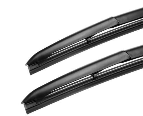 1 Satz Scheibenwischer für Honda Jazz Kia Cee'd Auris Denso Hybrid 650//350 mm