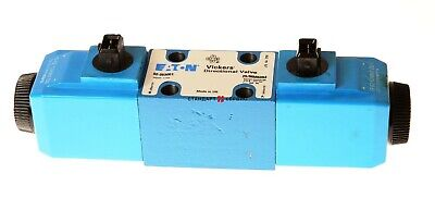 25//104700 FOR JCB 3CX GENUINE VICKERS SOLENOID VALVE ASSY WITH PART NO: