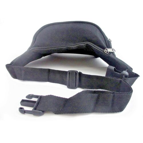 Waist Fanny Pack Zipper Belt Bag Pouch Travel Sport Hip Purse Men Women Bum New