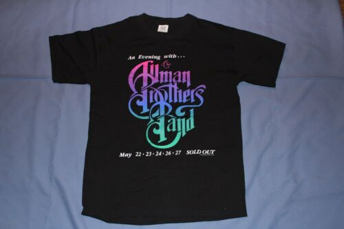 The Allman Brothers Band T-Shirt - Tower Theatre - May 1995 - PL