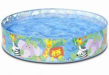 "4' X 10""Intex Jungle Baby Kids Garden Summer Paddling Swimming Pool Toy"