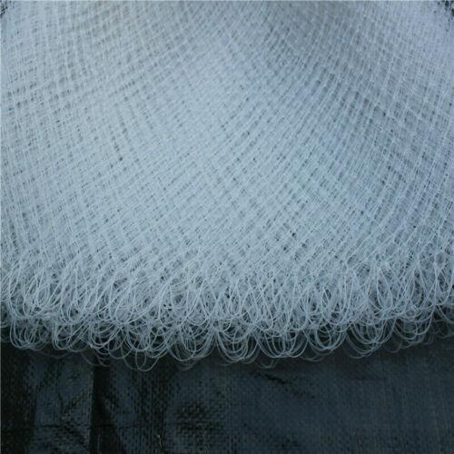 Spare Landing Net Green Carp Coarse Fishing Replacement Fish Mesh Net Nylon