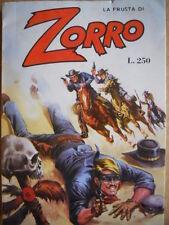 ZORRO - La Frusta di Zorro n°1 1977 ed. Cerretti   [G253]
