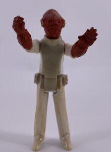 Vintage 1982 Kenner Star Wars Figures Near Complete Rare ROTJ Admiral Akbar Toy