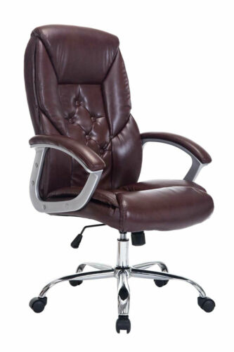 XXL Bürostuhl RODEO 210 kg Belastbar Chefsessel Schreibtischstuhl Drehstuhl