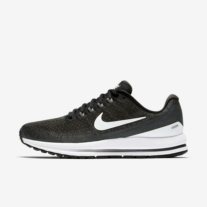NIKE MEN AIR ZOOM VOMERO 13 BLACK US7-11 03'