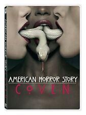 American Horror Story Coven (Complete Season 3) ~ BRAND NEW 4-DISC DVD SET