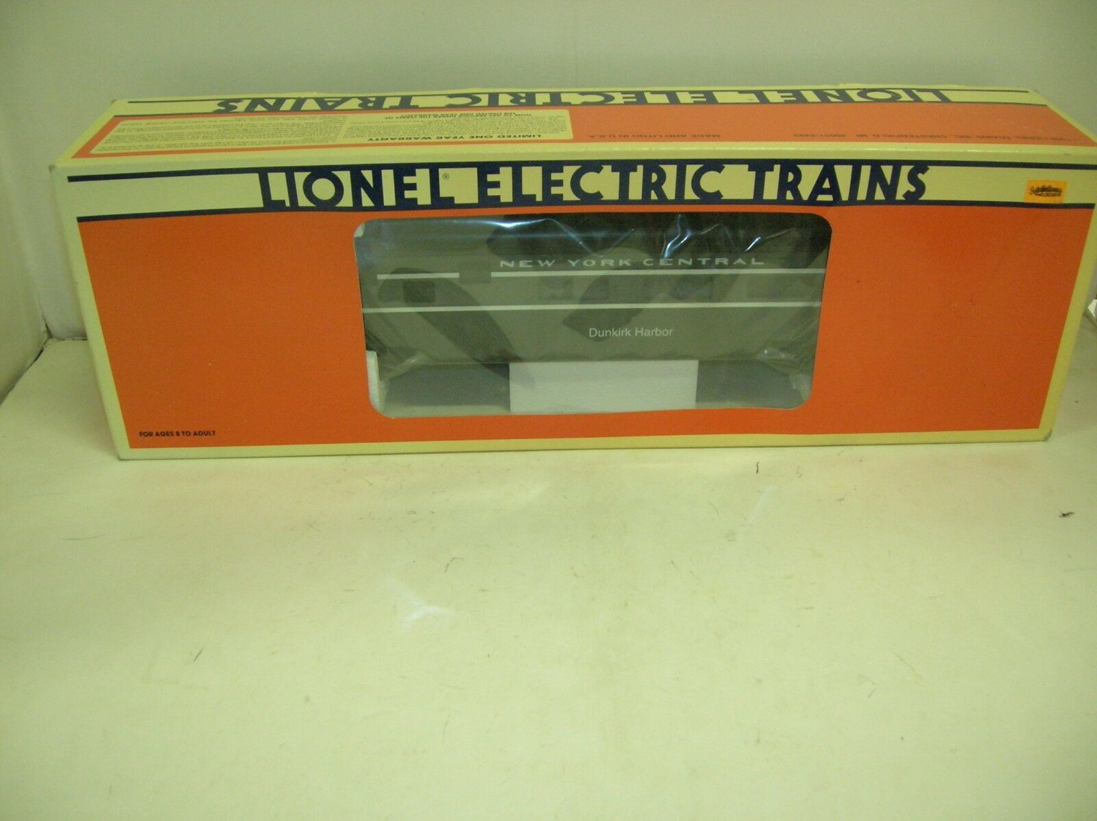 LIONEL 19137 NYC DUPLEX ROOMETTE CAR - MAKE OFFERS