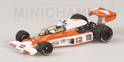 McLaren Ford M23 JOCHEN MASS 1976