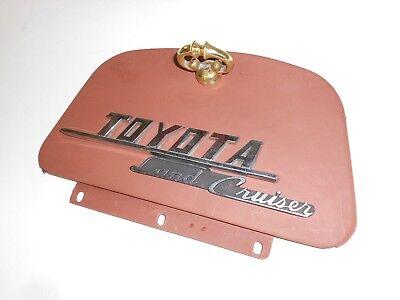 Toyota 55501-60171-B1 Glove Compartment Door