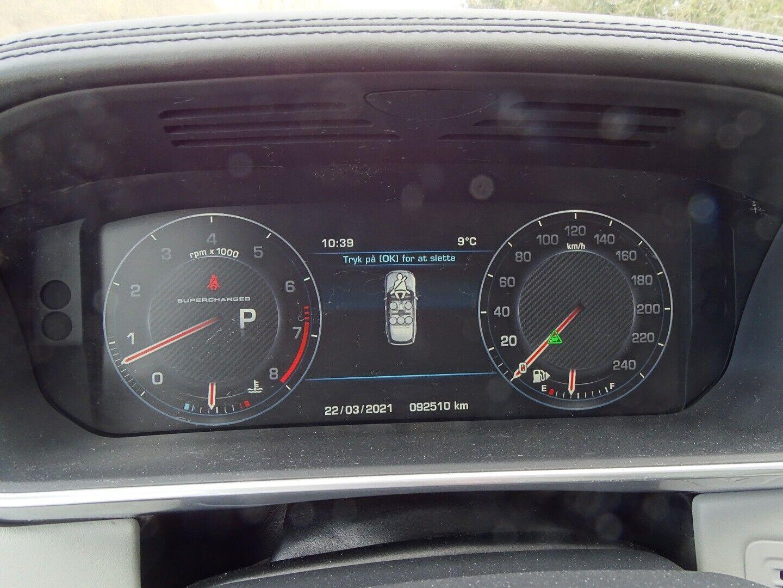 Land Rover Range Rover Sport 5,0 SCV8 Autobiography aut. - billede 7