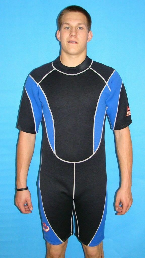 Wetsuit 3MM XL Shorty Scuba Surf Dive  Snorkel  welcome to order
