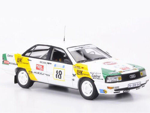 Neo Treppe Modell 1 43 45250 audi 200 vier - Luk- Akropolis Rallye 1989 Neu