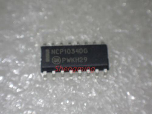 10PCS NCP1034DR2G NCP1034DG SOP-16