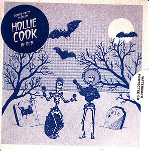HOLLIE-COOK-In-Dub-2012-UK-watermarked-10-track-promo-CD-SEALED-Prince-Fatty