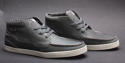 Buffalo Schuhe 5050-12833 Oil Nubuck Lea Grey 01 Ausgezeichnet Im Kisseneffekt