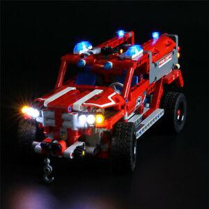 LED Light Up Kit For LEGO 42075 Technic Series First Responder Lighting Set LEGO