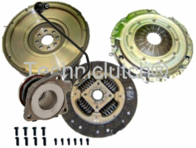 VAUXHALL ASTRA H 1.3D Solid Flywheel Clutch Conversion Kit 2004 on Z13DTH Manual