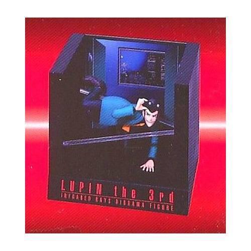 Lupin 3 III Personaggio Diorama LUPIN III - Banpresto