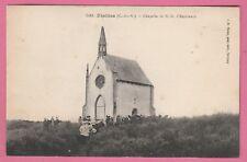 Chapelle N.D 22 du Mont-Carmel sur le sommet du Ménez CPA BEL-AIR