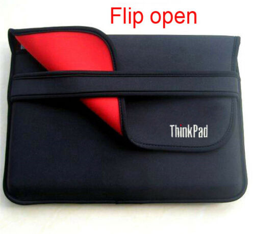 """Soft Sleeve Universal Case Bag Pouch Cover for 17.3/"""" ThinkPad Computer Laptop"""
