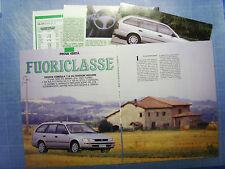 AUTO993-RITAGLIO/CLIPPING/NEWS-1993-TOYOTA COROLLA 1.6 XLi SW - 5 fogli