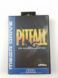 Pitfall-The-Mayan-Adventure-Sega-Mega-Drive-Game-Complete-With-Manual