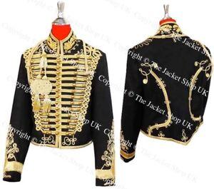 Tunic Aiguillette Ussari And Dolman Braid Gilt Collar vZ1wY1qz