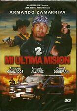 Mi Ultima Mision Pt 2 DVD NEW Amador Granados ESTRENO Narco Corridos 2013 SEALED
