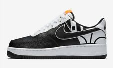 new product 7cee6 230e5 Nike Air Force 1 Low NBA Force Logo Back Black White 823511-011 Men s Size