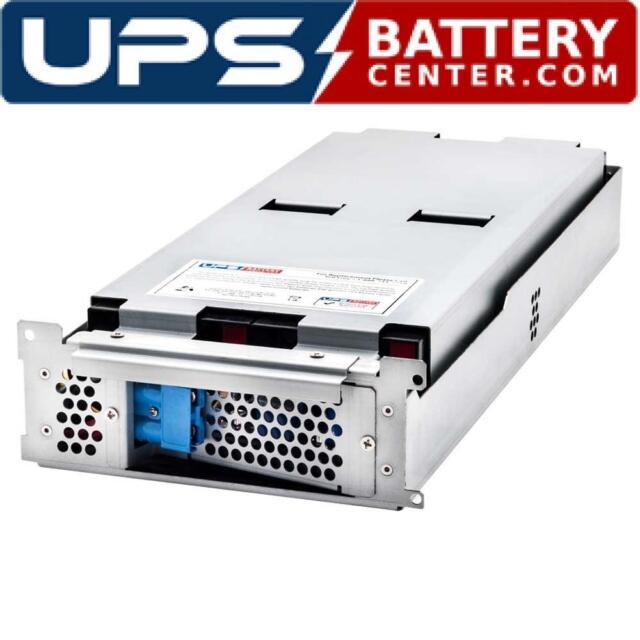Set of 2 APC SUA750RM2U UPS Replacement Batteries