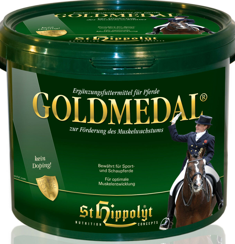 St. Hippolyt  Gold Medal 10 kg immer ganz frische Ware     lilliundmac