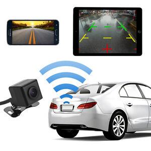 wifi in auto wireless r ckfahrkamera parking safety f r. Black Bedroom Furniture Sets. Home Design Ideas