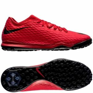 NikeSkin Turf Soccer Shoes New Fire Red